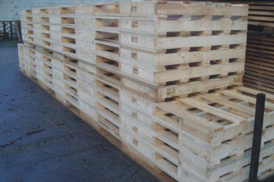 Embalažne lesene PALETE po naročilu