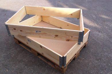 Embalažni leseni OBOJI po naročilu